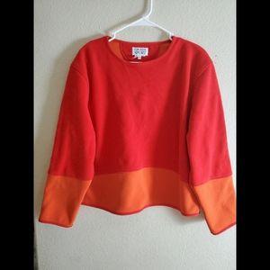 Vintage ESCADA SPORT Colorblock Pullover Sweater